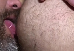 Hunky DILF cocksucked before plowing bore