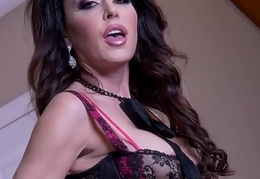 JessicaJaymes - Jessica takes two weenies like a champ to hand forward of