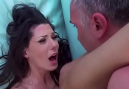 (alexa tomas) Mature Sexy Lady Like Relative to burgeon Monster Load of shit On Cam movie-02