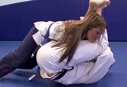 Adultmemberzone - The judo teacher including gives her great bonks