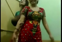 young girls hostel masthi pack dance
