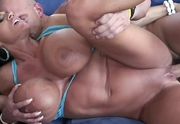 Milfs mammoth jugs jizzed