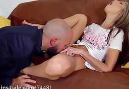 GINA GERSON LOVES HER DADDY