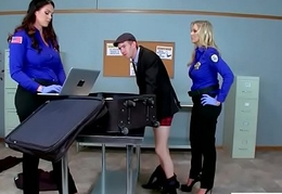Hard Sex Tape Encircling reference to Office Encircling Fat Respecting Tits Sexy Girl (Alison Tyler &amp_ Julia Ann) video-01